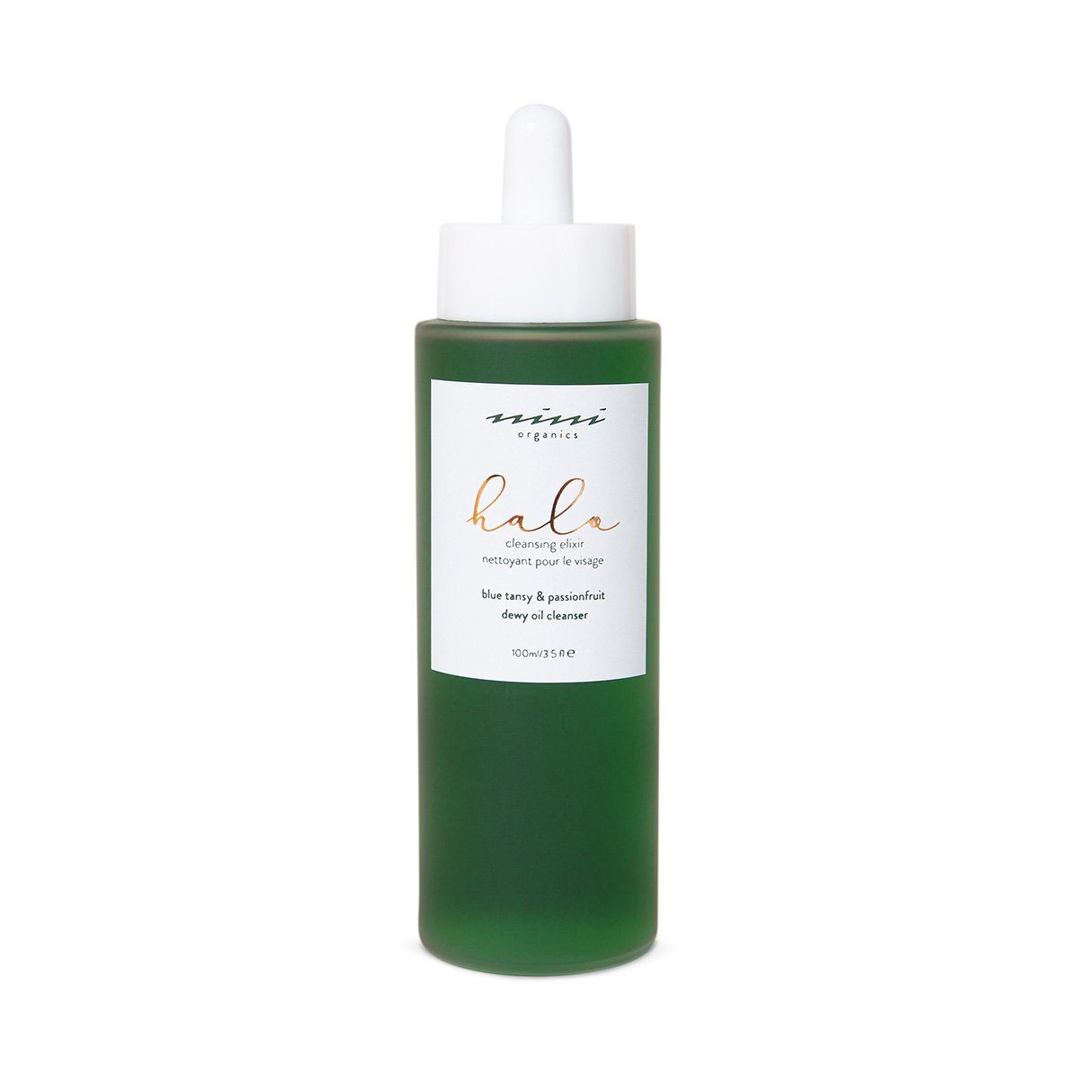 Halo Cleansing Elixir Reinigung NINI Organics 100ml - Genuine Selection