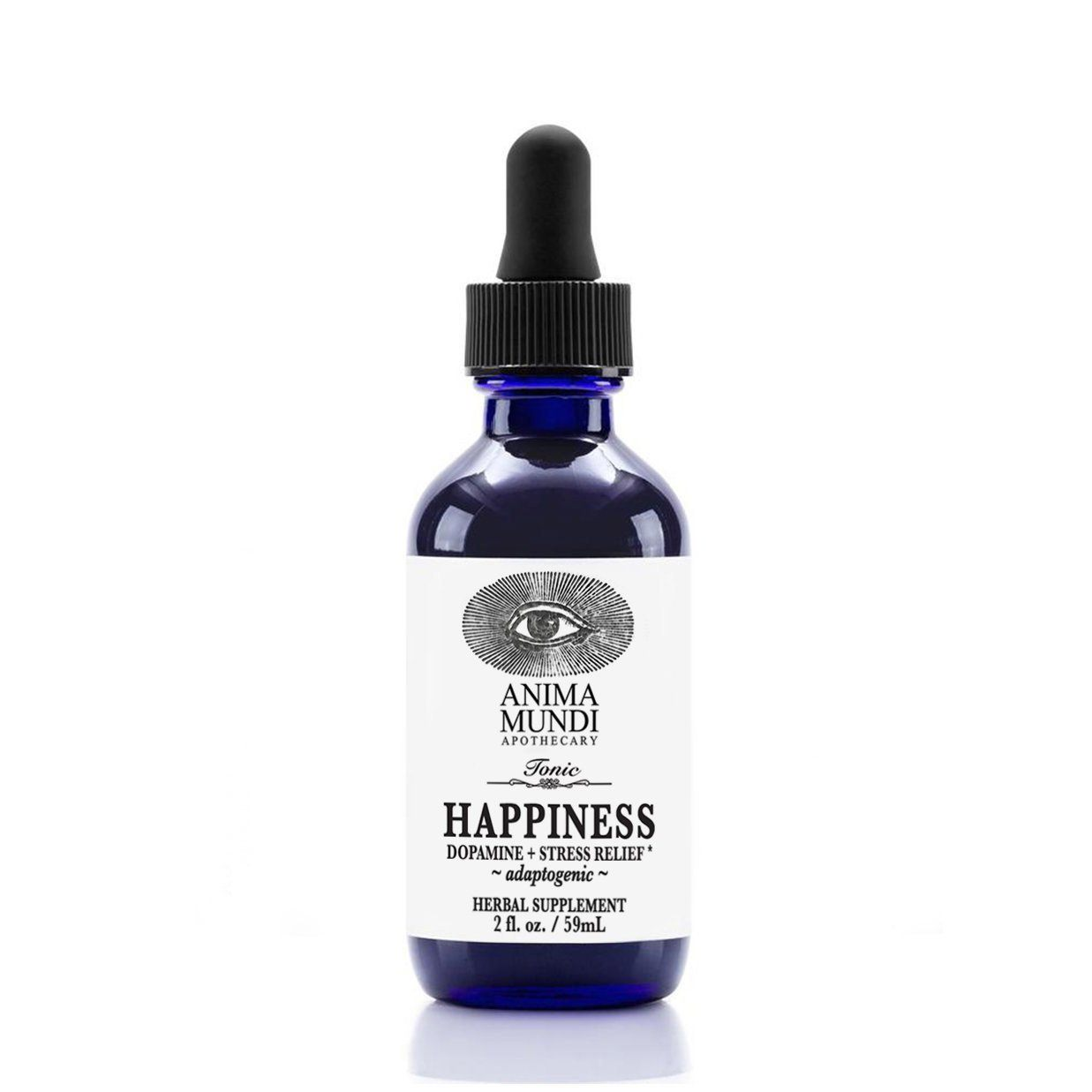 Happiness Tonic: Dopamine + Stress Relief Nahrungsergänzungsmittel Anima Mundi Apothecary - Genuine Selection