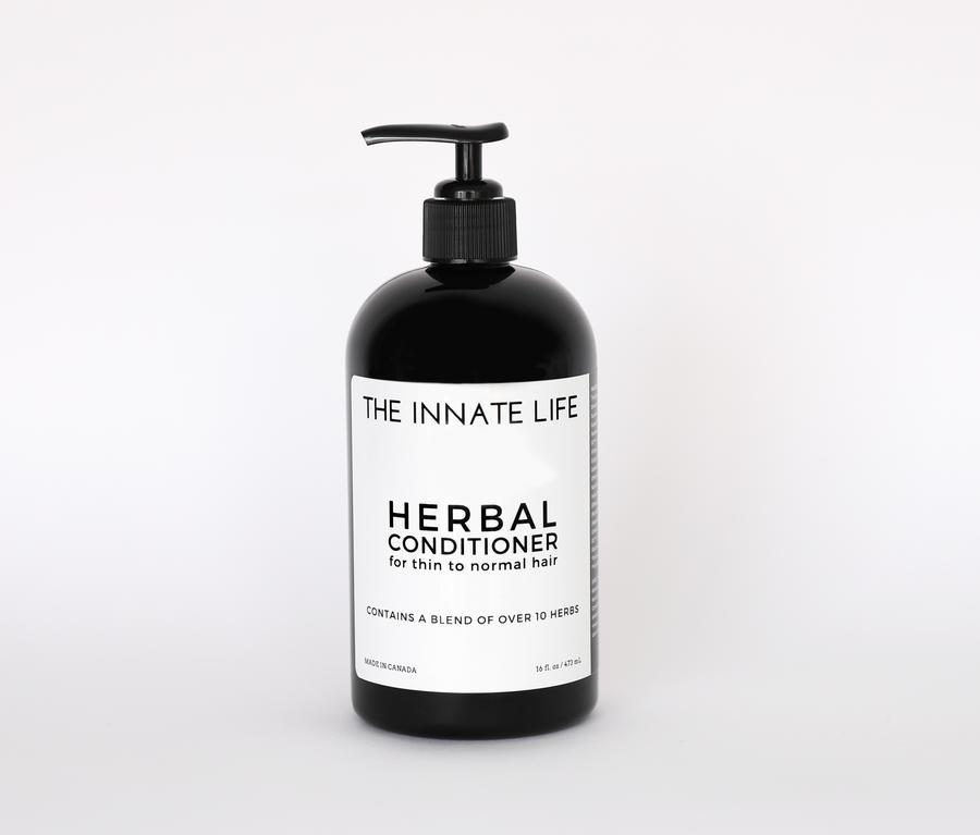 Herbal Conditioner - Thin to Normal Conditioner The Innate Life 473ml - Genuine Selection