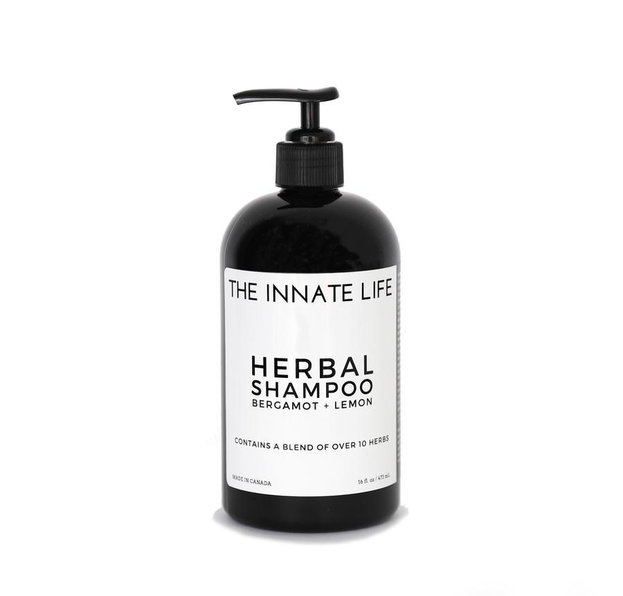 Herbal Shampoo Shampoo The Innate Life 473ml - Genuine Selection