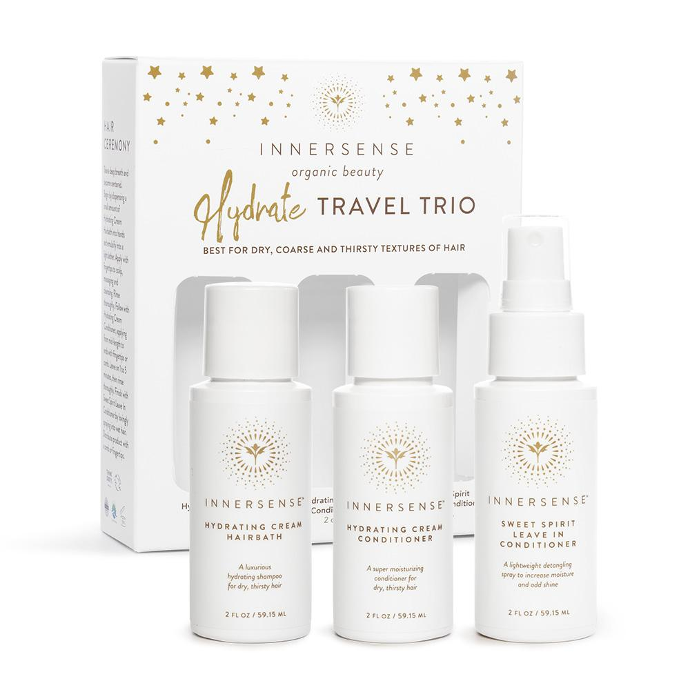 Hydrate Travel Trio Haarsets Innersense Organic Beauty - Genuine Selection