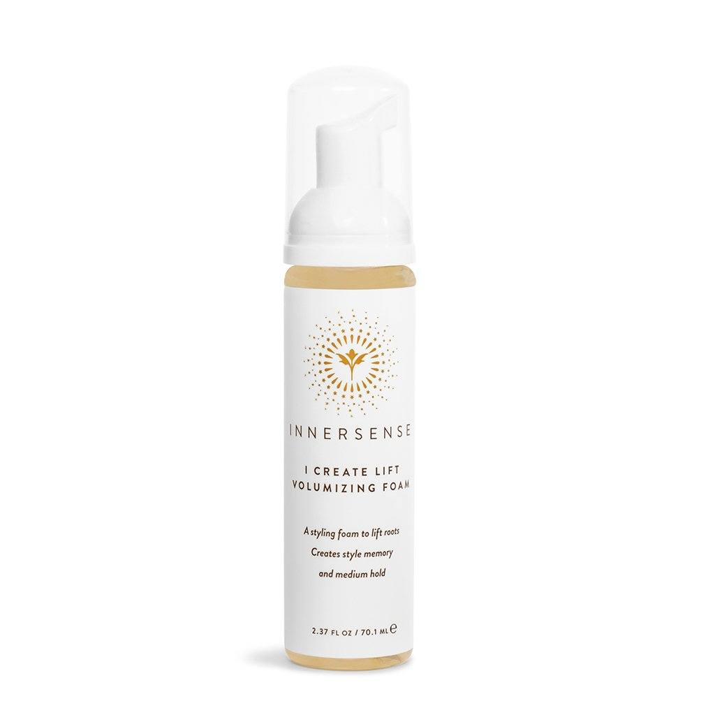 I Create Lift Volumizing Foam Styling Innersense Organic Beauty 177ml - Genuine Selection