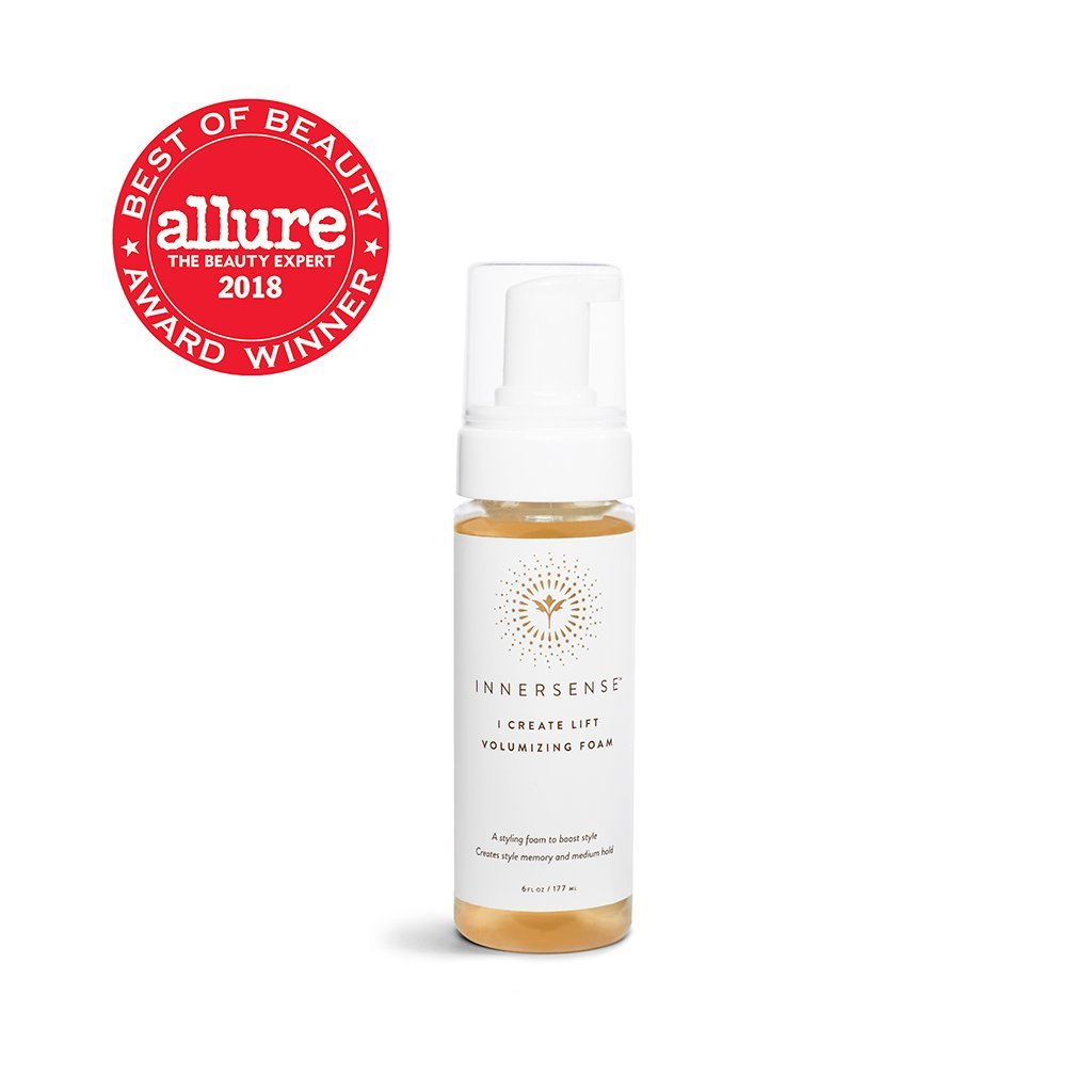 I Create Lift Volumizing Foam Styling Innersense Organic Beauty 70.1ml - Genuine Selection