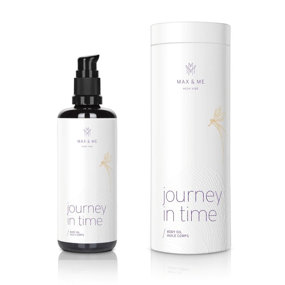 Journey In Time Body Oil Körperöl Max and Me - Genuine Selection