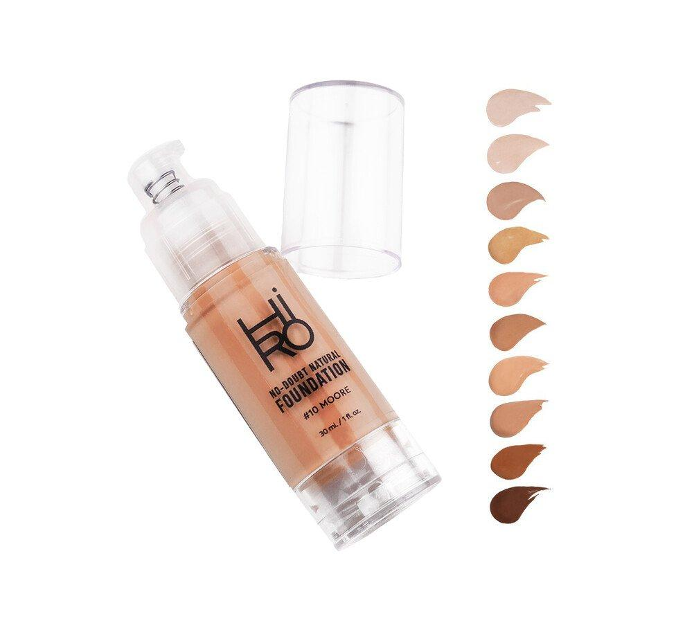No Doubt Natural Foundation (10 Farben) Grundierung HIRO Cosmetics - Genuine Selection