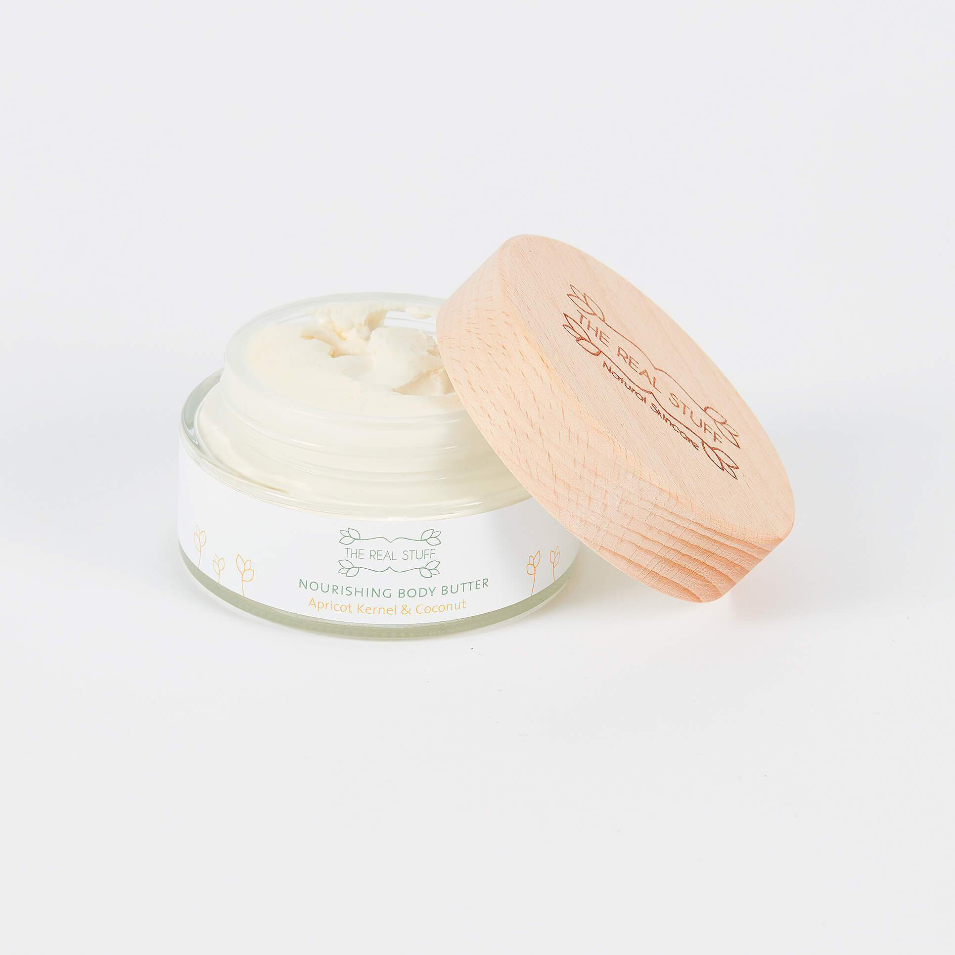 Nourishing Body Butter Körperpflege The Real Stuff Organic Skincare - Genuine Selection