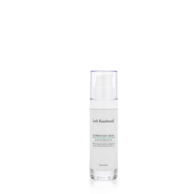 Nutrient Day Cream SPF 30 Airless Pump Tagespflege Josh Rosebrook 30ml - Genuine Selection