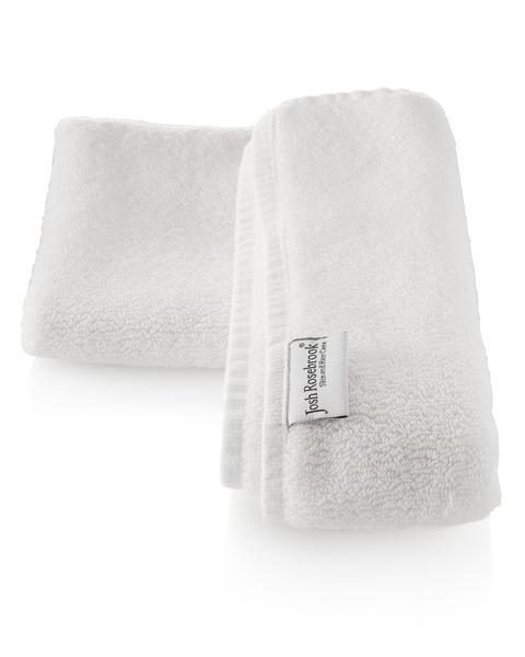 Organic Cotton Washcloth (2 Stk.) Facial Tools Josh Rosebrook - Genuine Selection