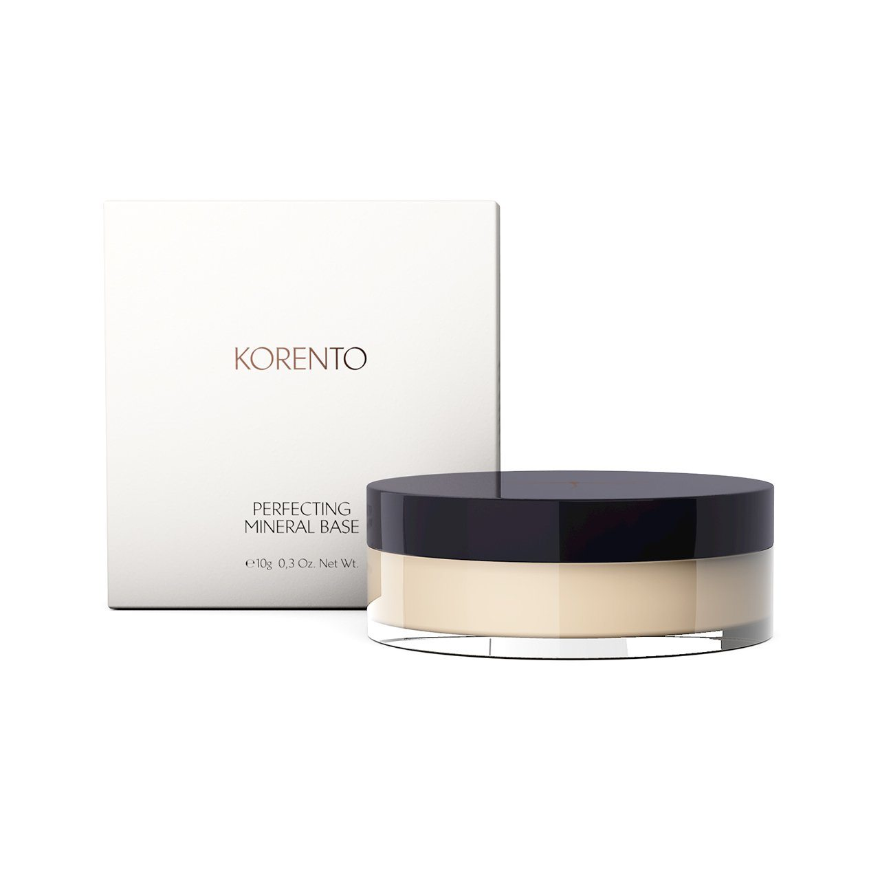 Perfecting Mineral Base Grundierung Korento - Genuine Selection