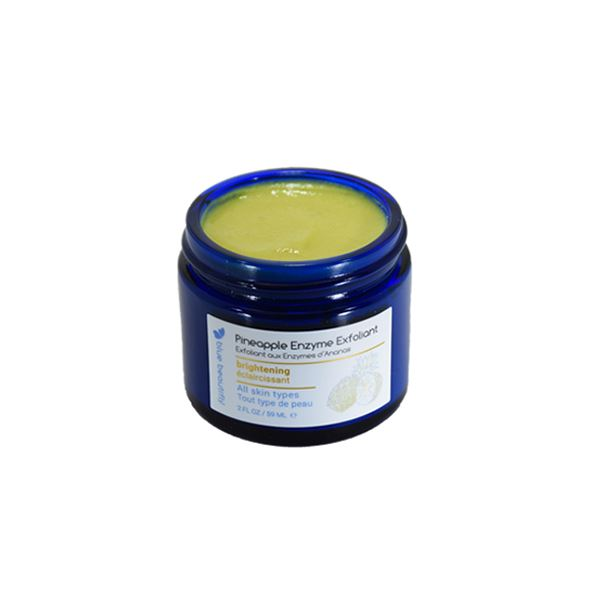 Pineapple Enzyme Exfoliant Peeling Blue Beautifly - Genuine Selection