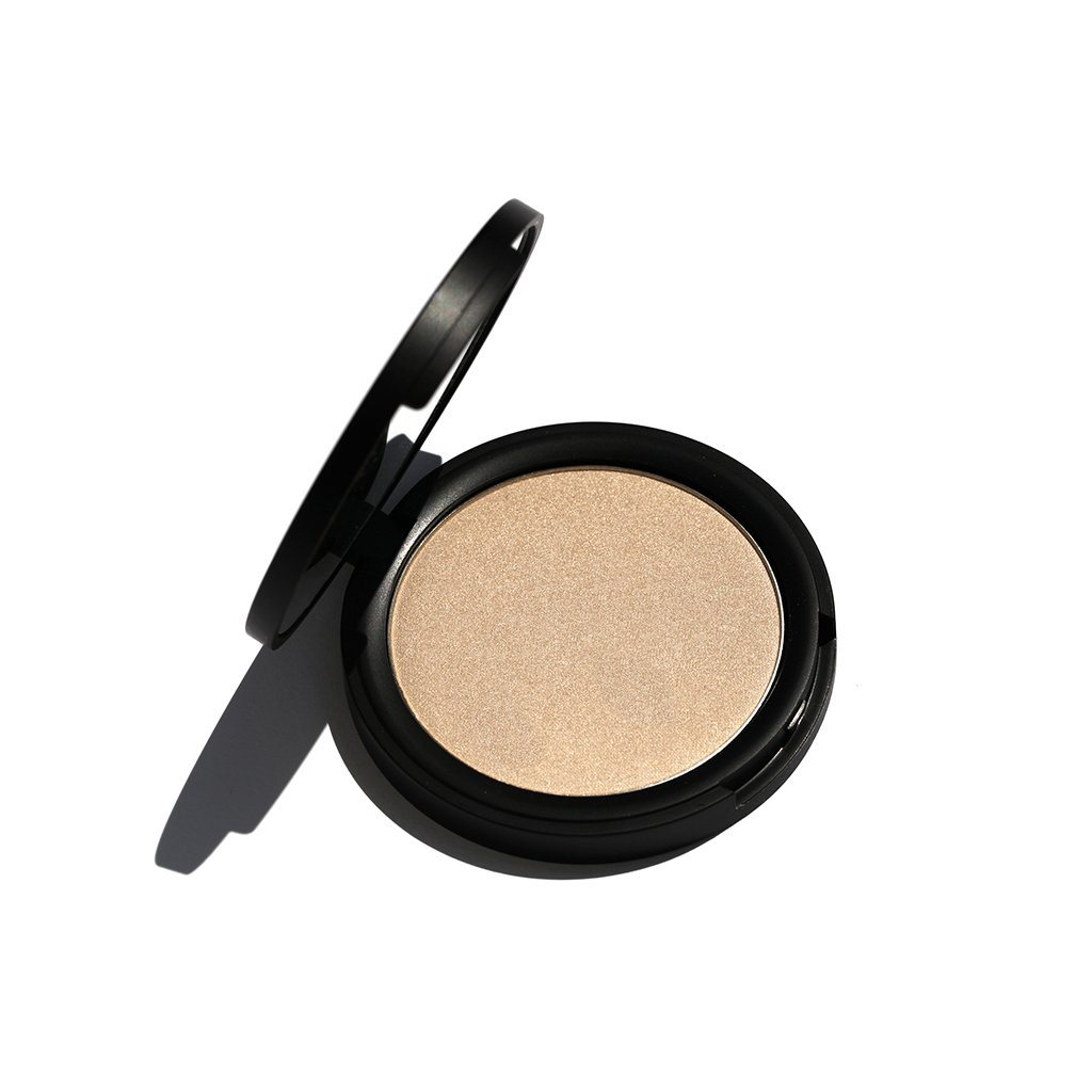 Pressed Powder Highlighter | Glow with the Flow Highlighter HIRO Cosmetics 12g - Genuine Selection