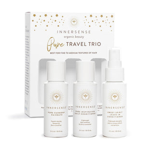 Pure Travel Trio Haarsets Innersense Organic Beauty - Genuine Selection