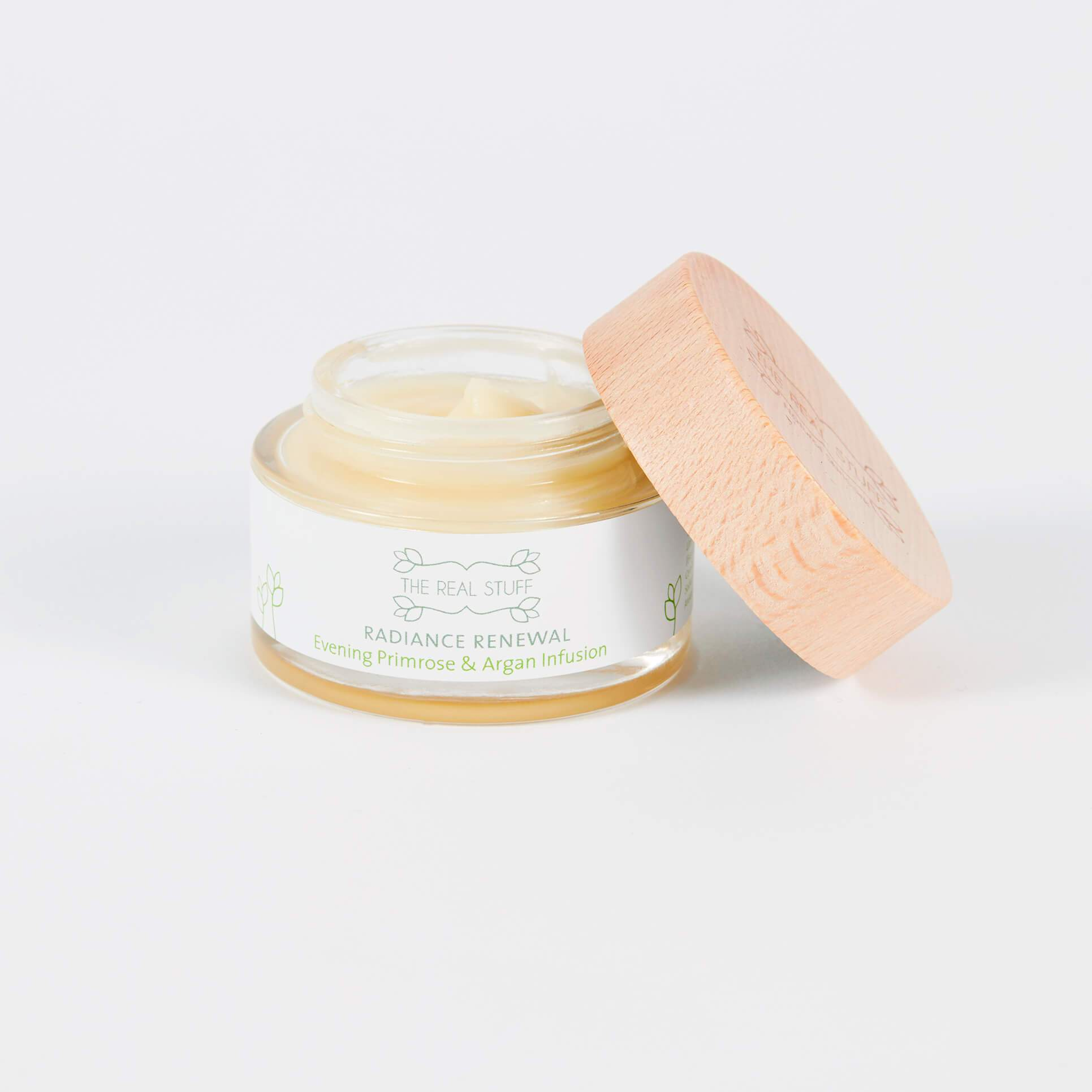 Radiance Renewal Face Cream Tagespflege The Real Stuff Organic Skincare - Genuine Selection