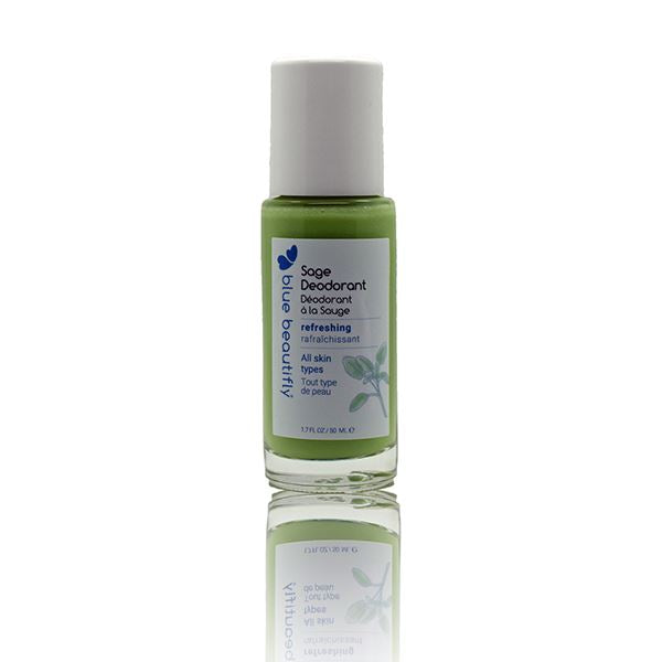 Sage Deodorant Deodorant Blue Beautifly - Genuine Selection