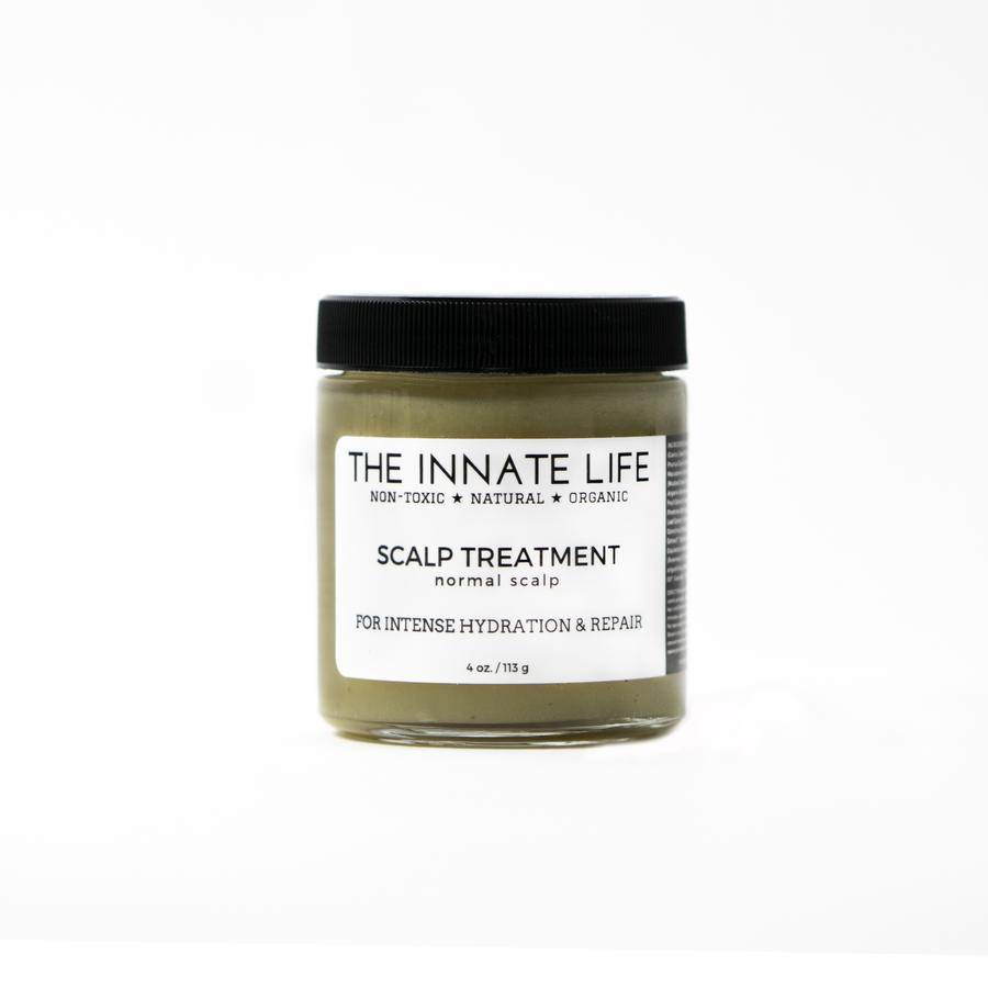 Scalp Treatment - Normal Scalp Haarmaske The Innate Life 113g - Genuine Selection