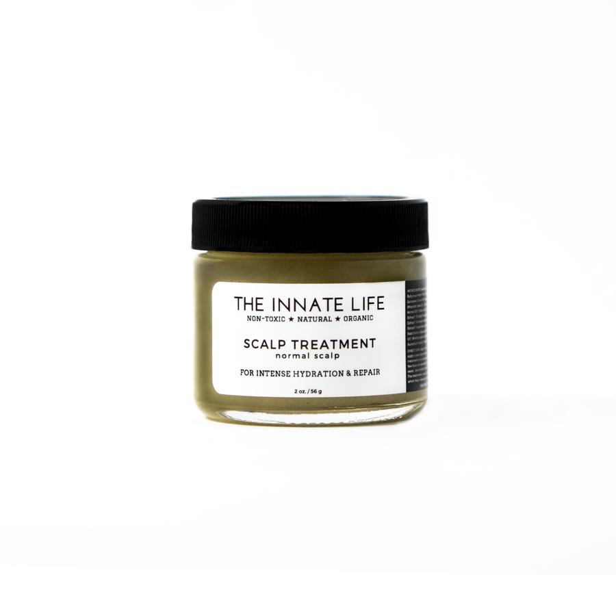 Scalp Treatment - Normal Scalp Haarmaske The Innate Life 56g - Genuine Selection