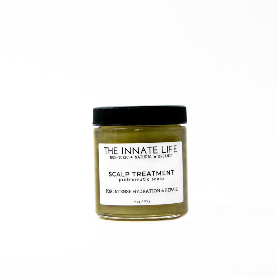 Scalp Treatment - Problematic Scalp Haarmaske The Innate Life 113g - Genuine Selection