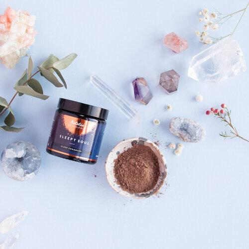 Sleepy Soul — Sleep Enhancer Nahrungsergänzungsmittel Natalia Botanicals - Genuine Selection