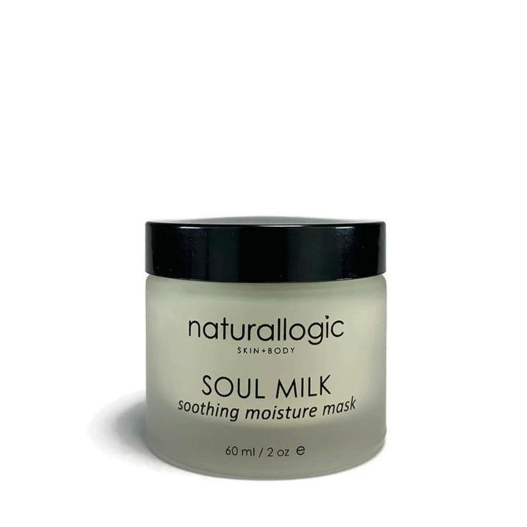 SOUL MILK Soothing Moisture Mask Gesichtsmaske Naturallogic - Genuine Selection