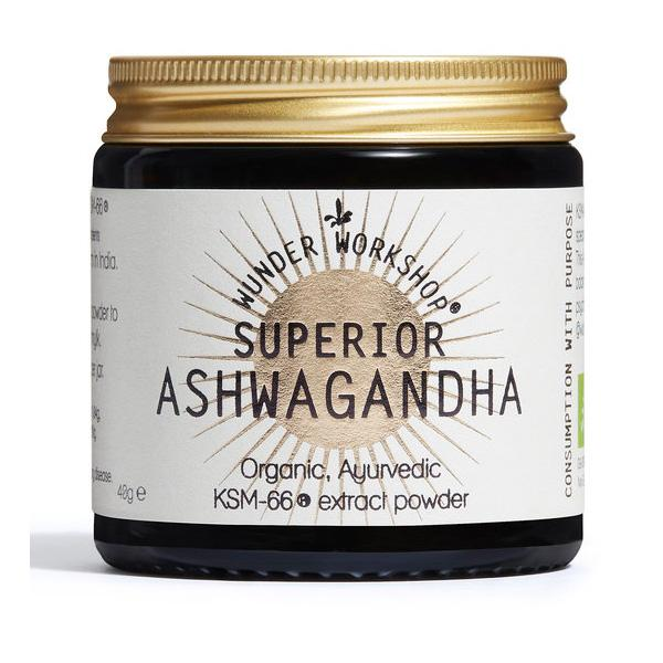 Superior Ashwaghanda Extract Powder Nahrungsergänzungsmittel Wunder Workshop - Genuine Selection