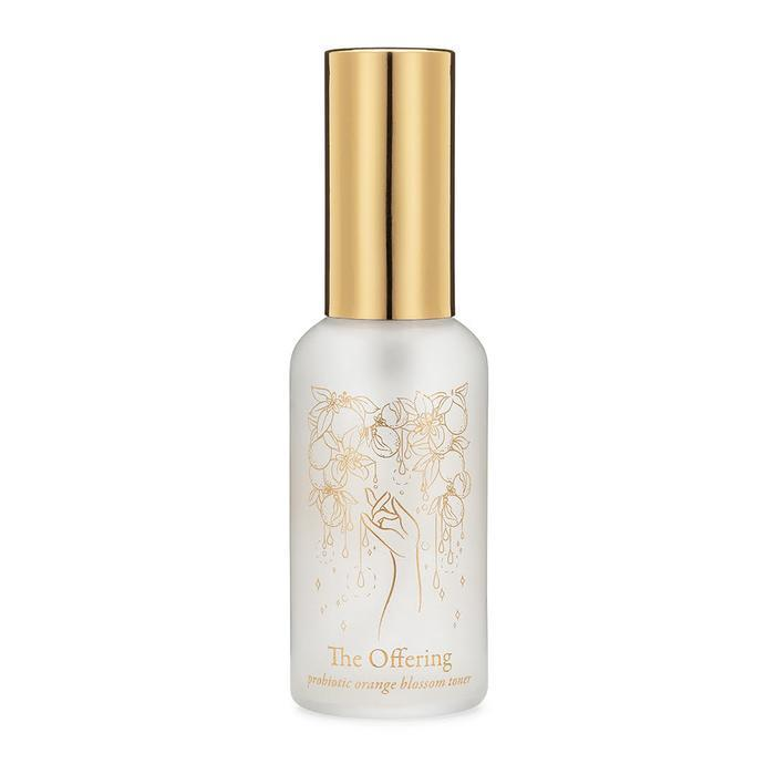 The Offering | Probiotic Orange Blossom & Frankincense Toner Toner Wabi-Sabi Botanicals 50ml - Genuine Selection
