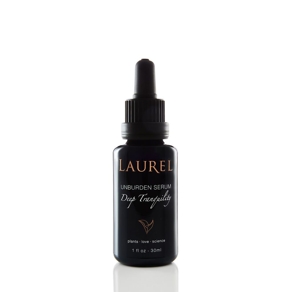 Unburden Serum - Deep Tranquility Gesichtsöl Laurel Skin - Genuine Selection