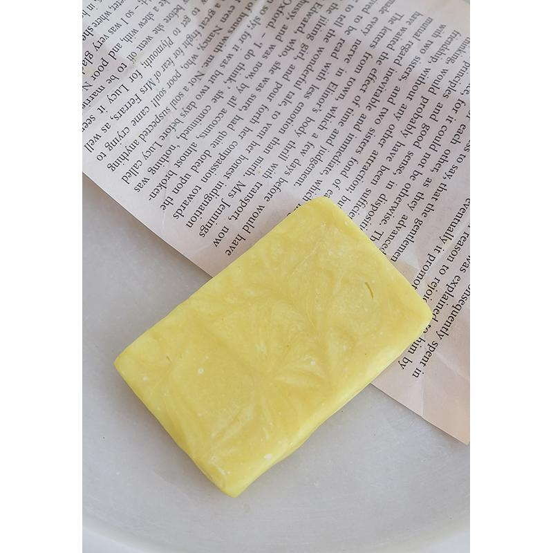 Unscented Oat Cream Shampoo & Body Wash Bar Shampoo Natural Wisdom - Genuine Selection