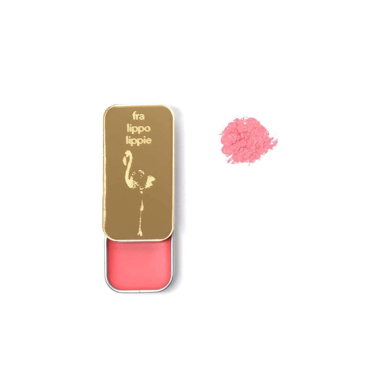 Vegan Lip & Cheek Colour 'A Whole Lotta Rosa' Lippenstift Fra Lippo Lippie - Genuine Selection