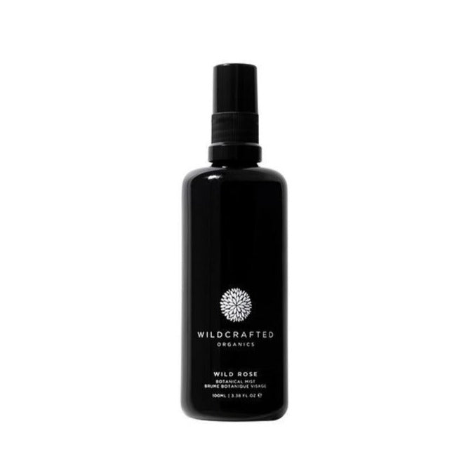 Wild Rose Botanical Mist Wildcrafted Organics - Genuine Selection