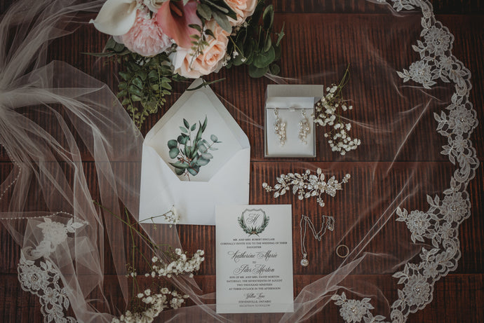When Should I Order My Wedding Invitations?