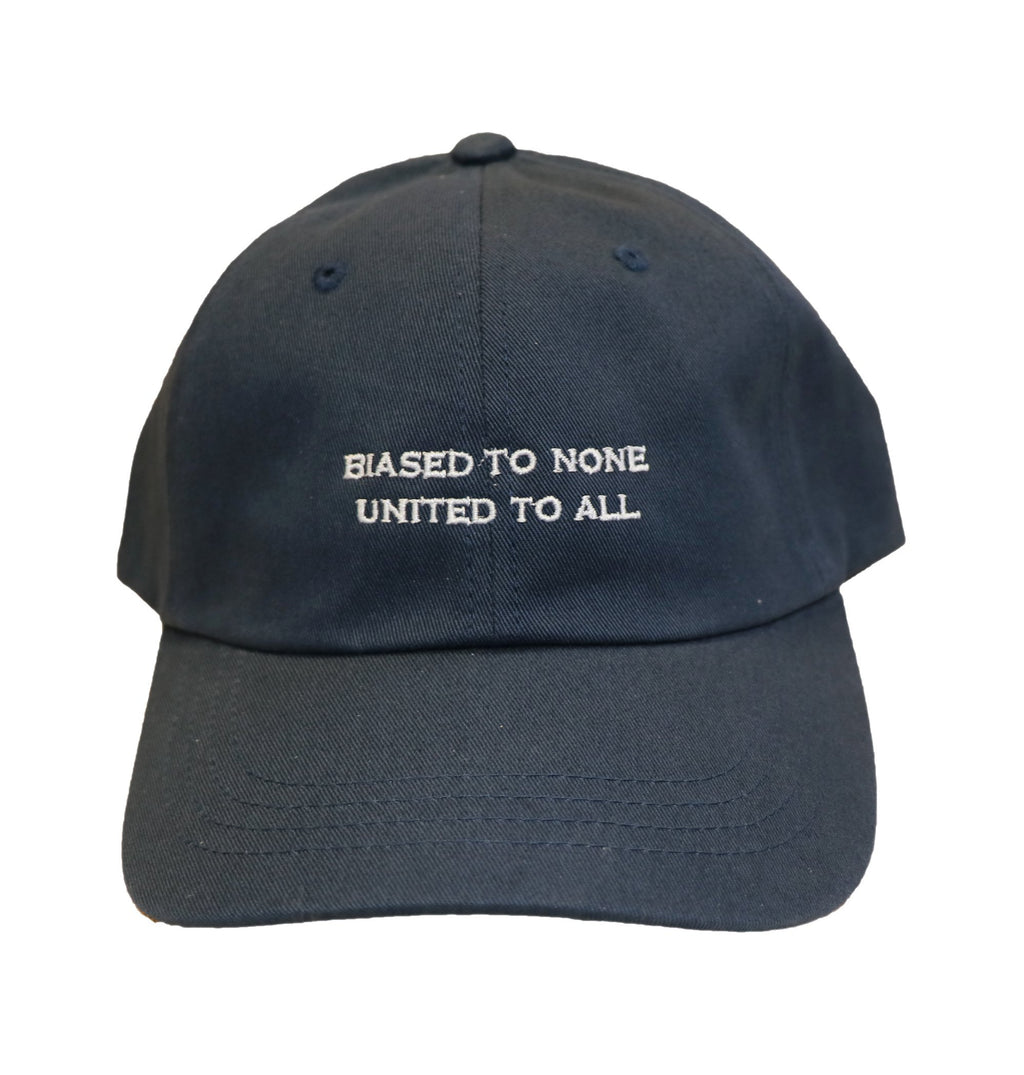 Biased to None United to All Hat