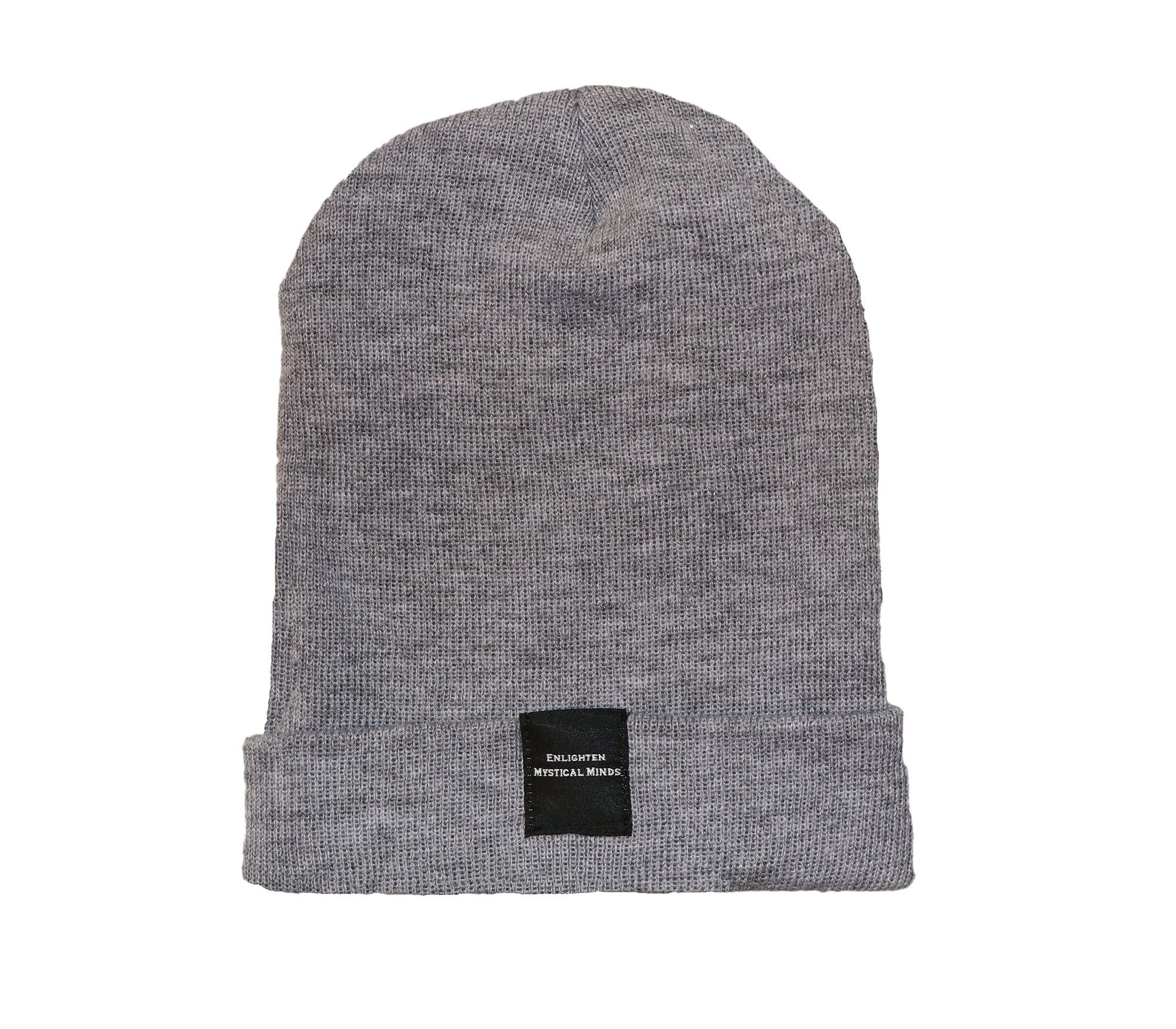 EMM Beanie (Heather Grey)