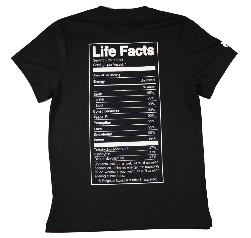 Life Facts Tee