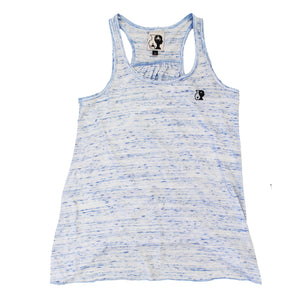 women's tank top made with Peruvian cotton made to spread the message of enlightenment, available at our clothing store.
