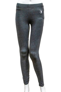 Yin Yang Yoga Leggings (Grey)