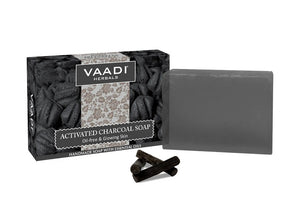 Activated Charcoal Soap (75 gms)
