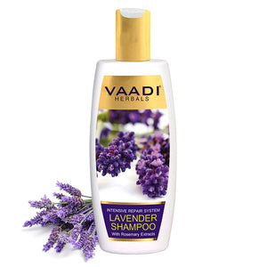 Intensive Repair Organic Lavender Shampoo with Rosemary Extract (350 ml/ 12 fl oz)