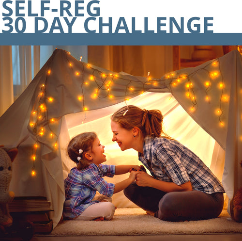 Self-Reg 30 Day Challenge