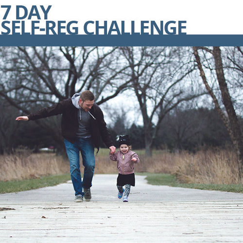 7 Day Self-Reg Challenge