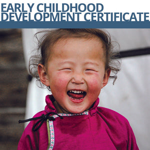 Self-Reg in Early Childhood Development Certificate Program