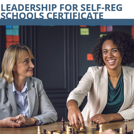 Leadership for Self-Reg Schools Certificate