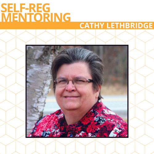 Self-Reg Online Mentoring: Cathy Lethbridge