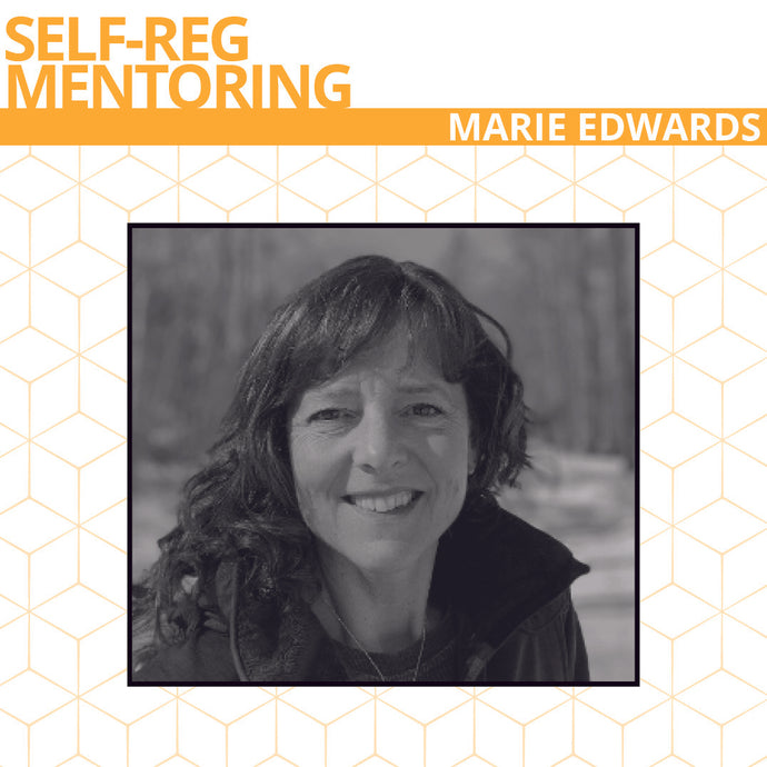 Self-Reg Online Mentoring: Marie Edwards