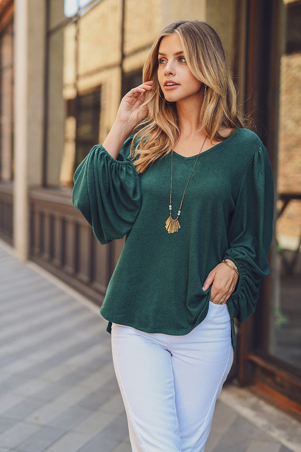 Cashmere and Me Top