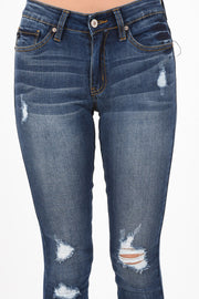 Kan Kan Dark Distressed