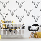 Nursery Room Tribal Wall Decal
