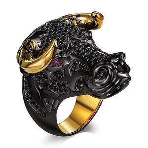 Black Bull Special Edition Ring