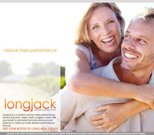 Load image into Gallery viewer, Longjack | 500mg Tongkat Ali Supplement | 100:1 Eurycoma longifolia Extract | 30 Day Supply