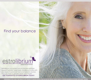 EstroLibrium Estrogen Pills for Women | Female Hormone Balance Supplement