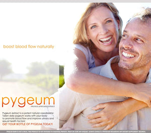 Pygeum | 700 mg Capsules | 4:1 Pygeum Bark Africanum Extract | 30 Day Supply